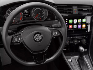 Vw20 Golf Steering