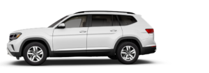 Vw21 Atlas Models White