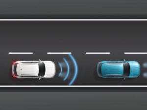 Vw Front Assist Technology