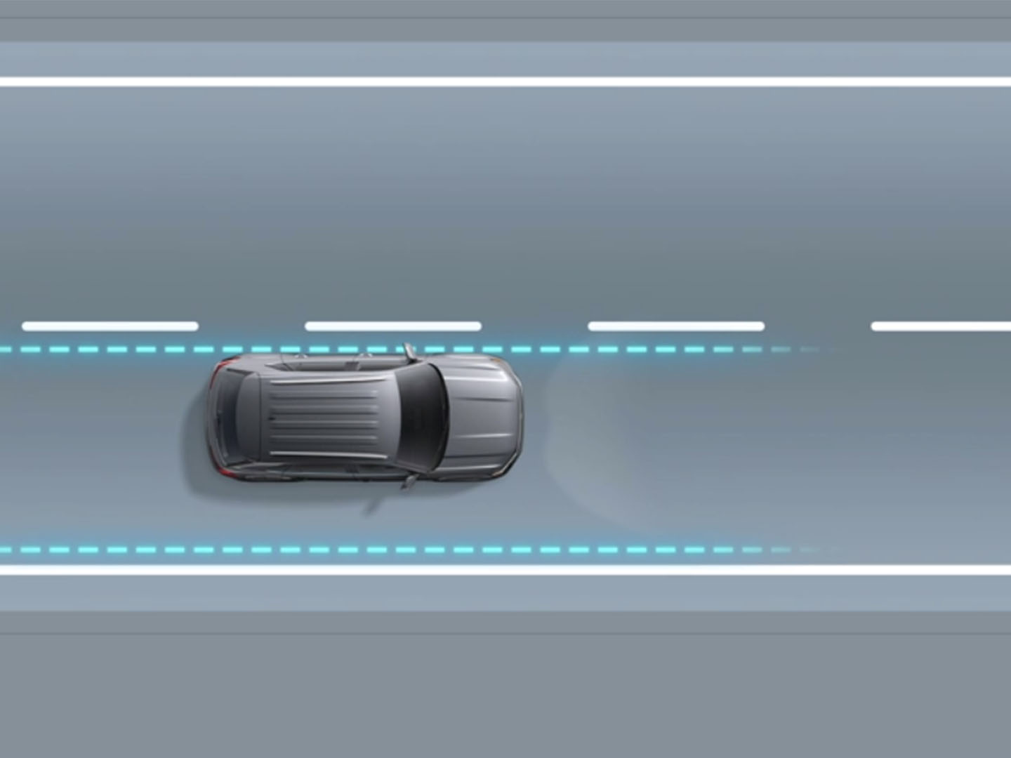 Vw Lane Assist Technology