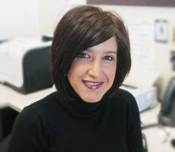 Shannon Courrier - Financial Services Manager