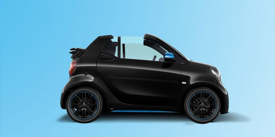 smart EQ fortwo cabrio - tridion safety cell