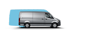 2019 Sprinter Cargo Van High Roof EXT