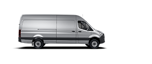Sprinter Cargo 4x4 High roof