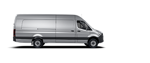 Sprinter Cargo 4x4 High roof extended