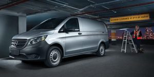 2020 Metris Cargo Van height