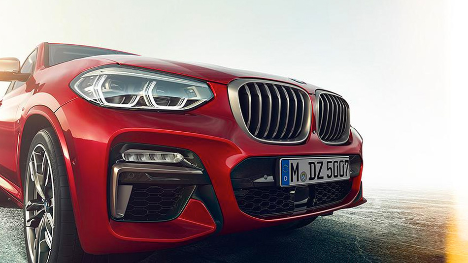 BMW X4 Performance