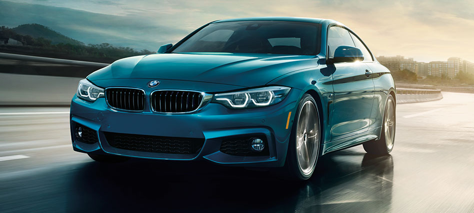 BMW-4-Series Blue