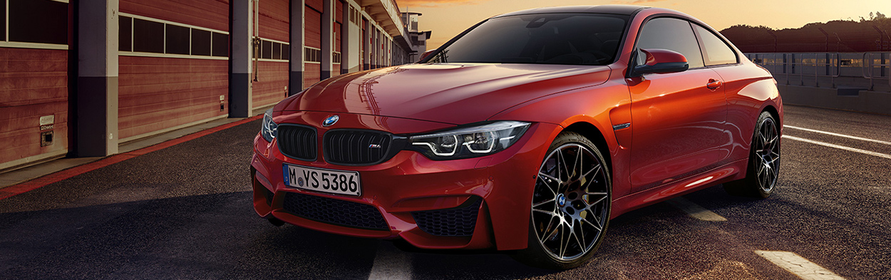 M4 Parked