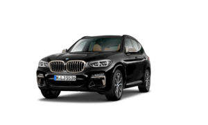 BMW X3 M40i Black and bold