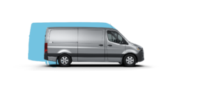 Sprinter Cargo Van 4500 High Roof 170 WB