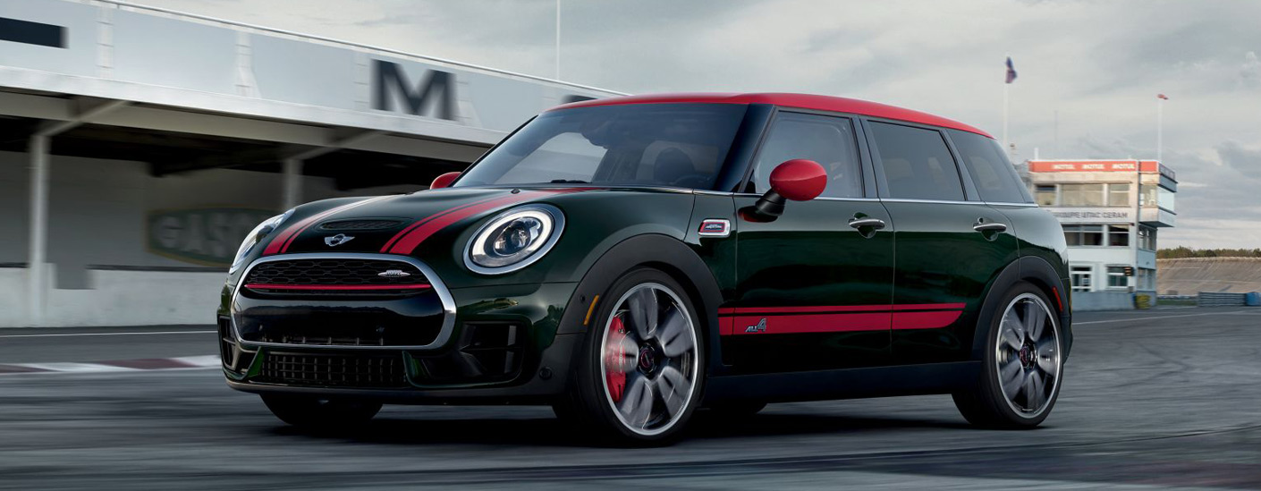 2017 MINI Clubman in Edmonton