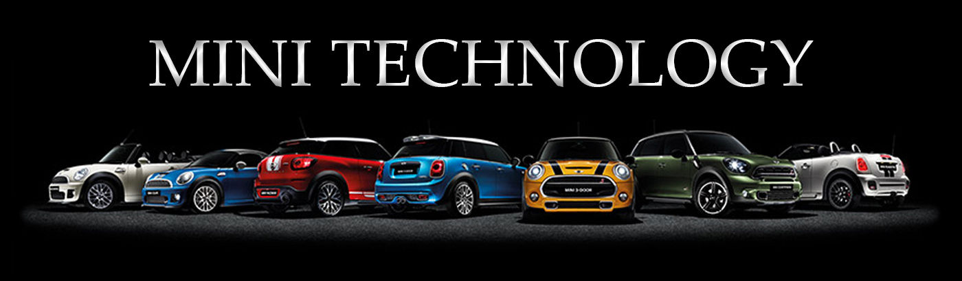 MINI Technology banner