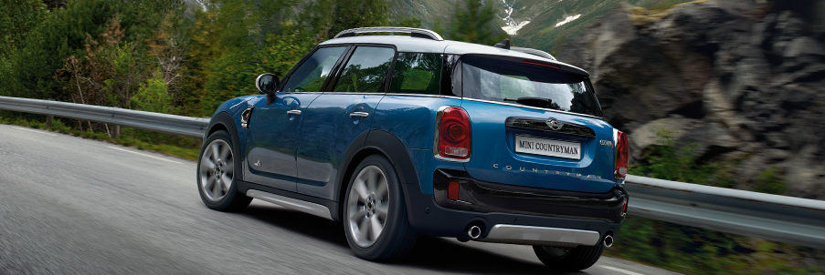 MINI Cooper Countryman | MINI Edmonton