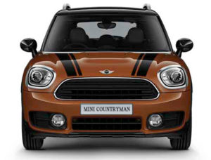 2019 MINI Countryman ALL4 Jellybean Front View