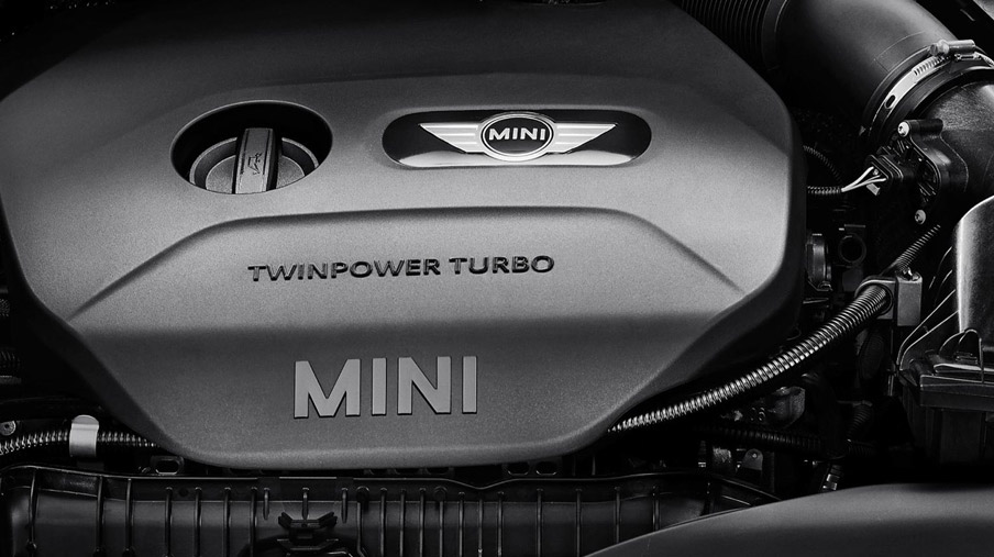 2019 MINI Countryman Twin Power Turbo Engine