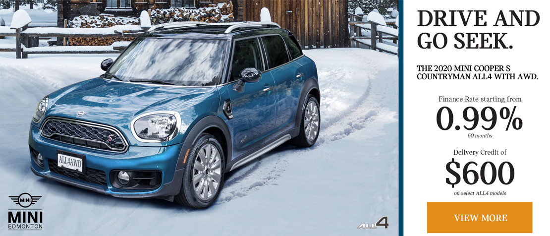 2020 Mini Cooper S Countryman