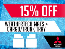 Save on Weathertech Mats