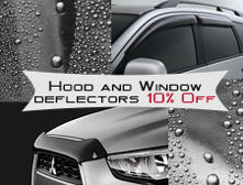 Window Deflector Coupon