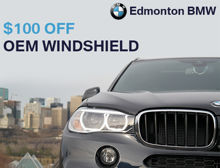 OEM Windshield Coupon