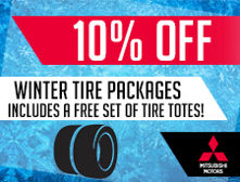 Winter Tire Package Coupon
