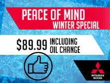 Peace of Mind Inspection Coupon