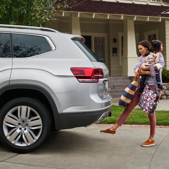 vw atlass liftgate