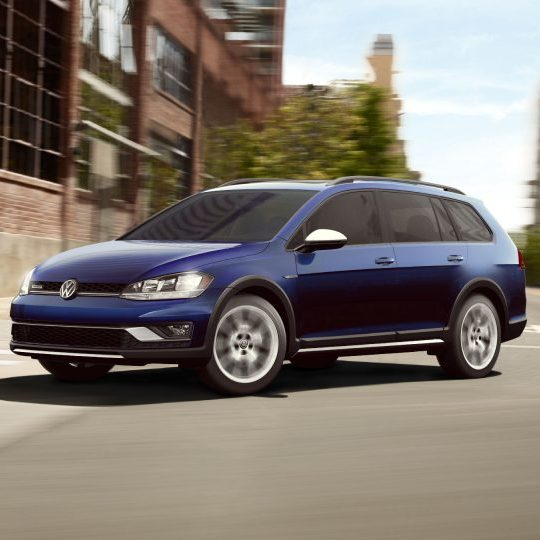 Alliston VW Alltrack