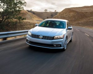 Passat Lane Assist