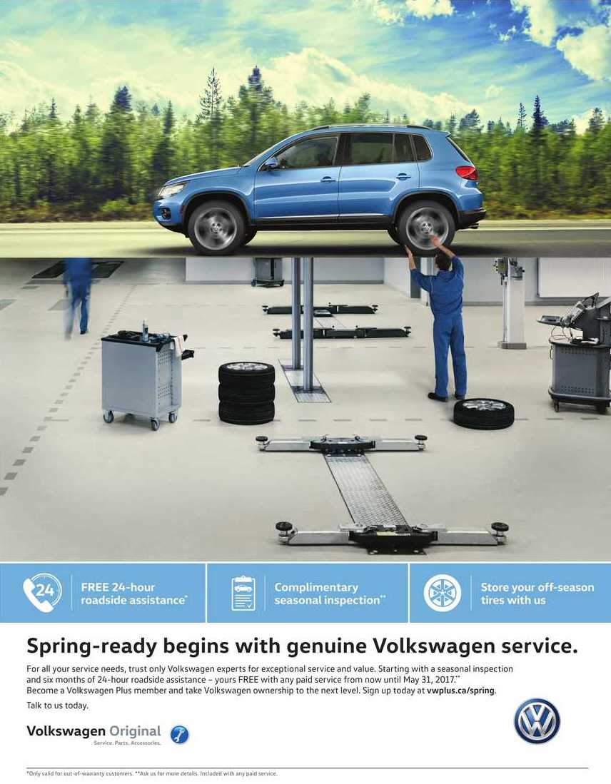 spring-service-offer - Volkswagen of Kamloops