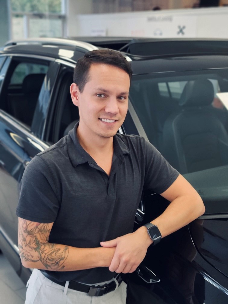 Nic Doucette - Sales Manager
