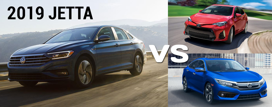 2019 Jetta vs Competition