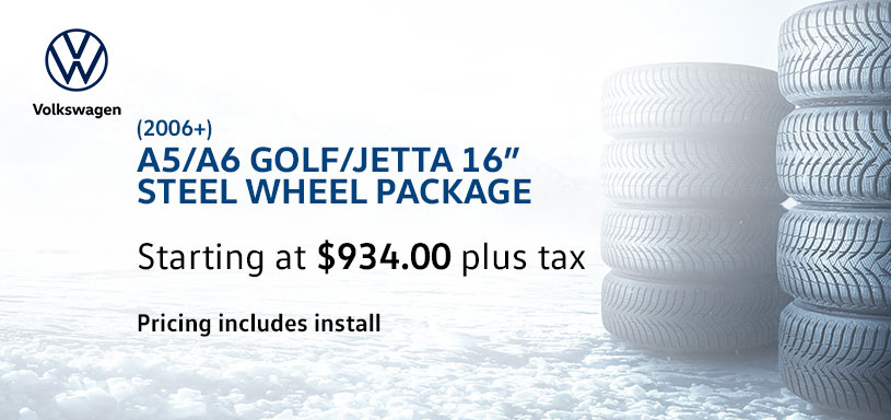 a5 a6 Golf-jetta 16 steel wheel Winter Tire Offer