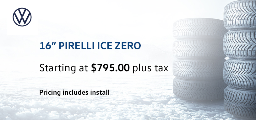 Pirelli 16inch Winter Tire Offer