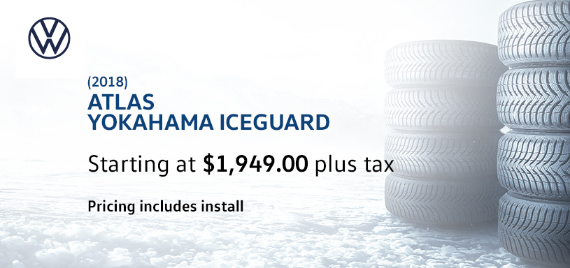 2018 Atlas Winter Tire Offer