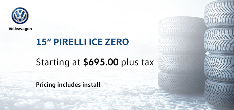 Pirelli 15inch Winter Tire Offer