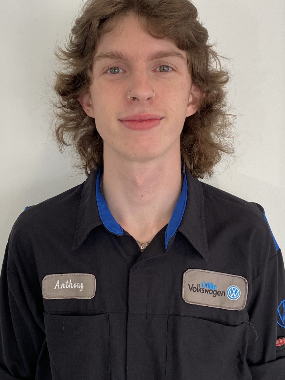 Anthony Couture - Apprentice Technician