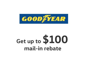 Good Year Tire Special