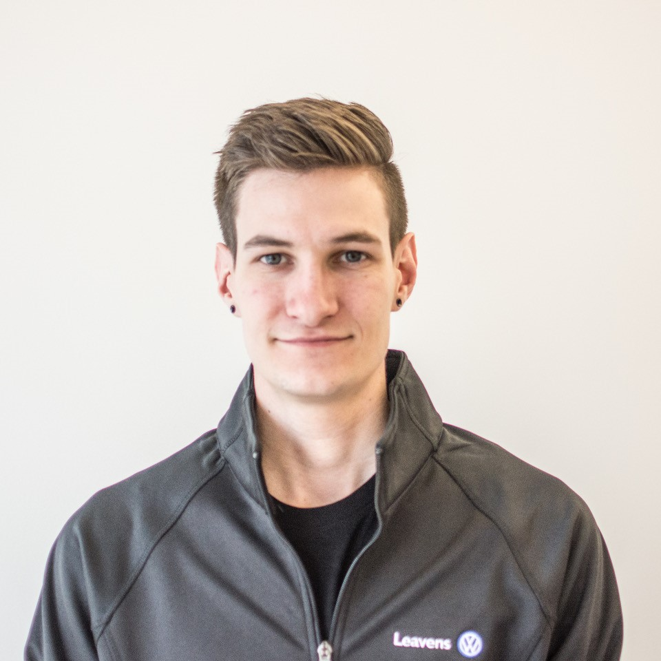 James Fall - Assistant Service Manager