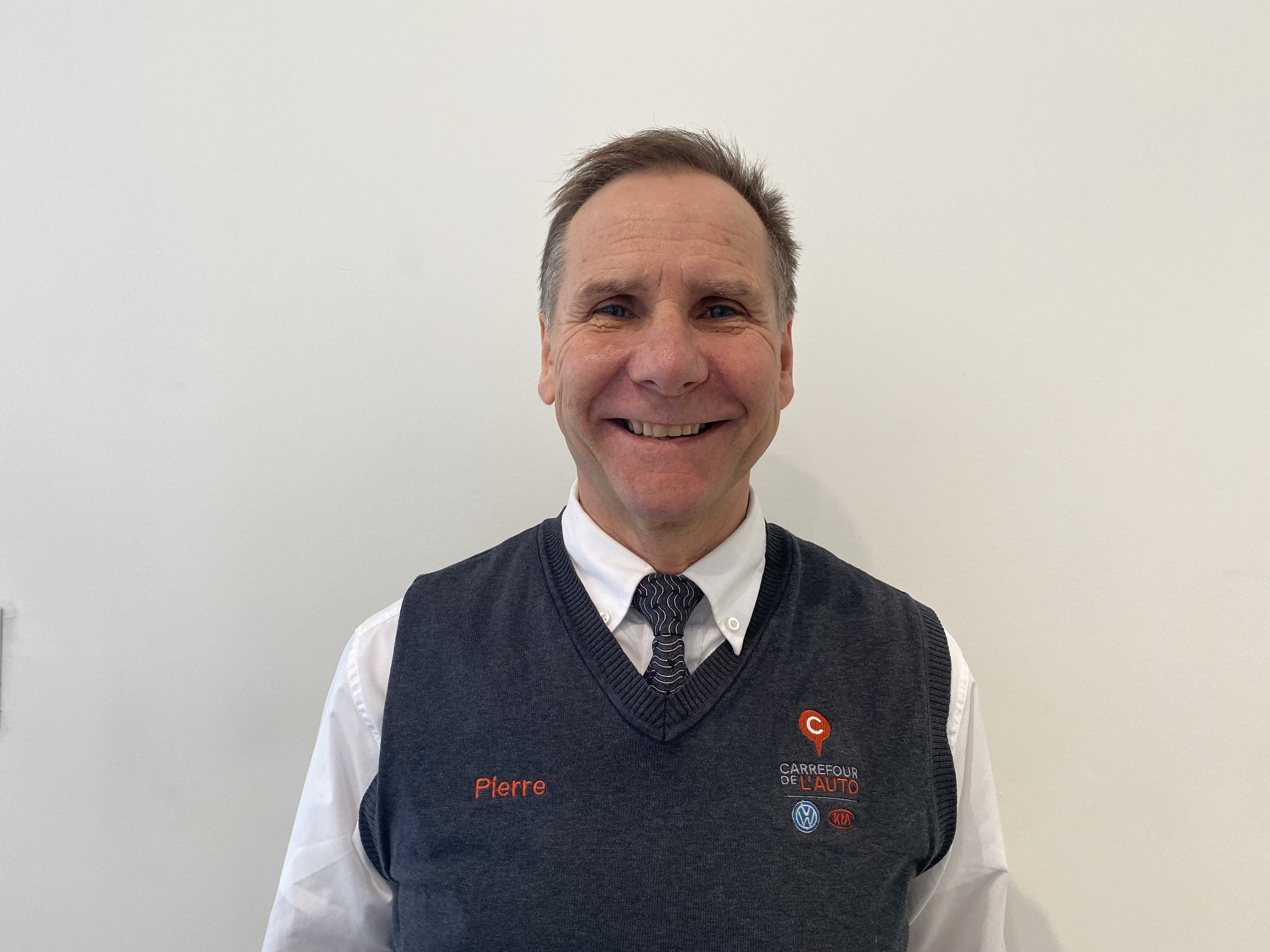 Pierre Caissy - Service manager