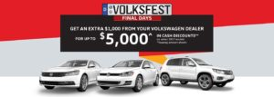 Volksfest Final Days