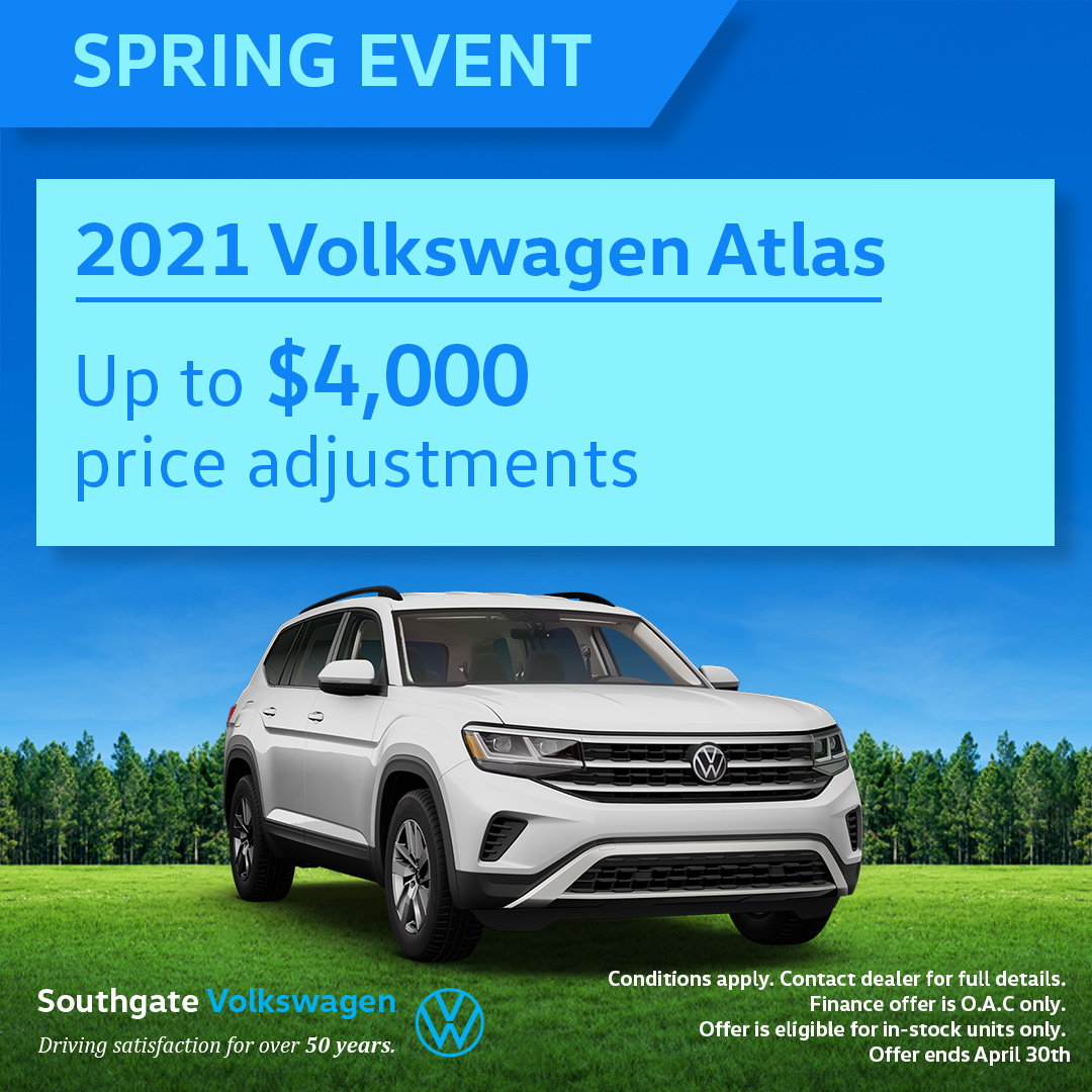 Sgvw Spring Event Atlas