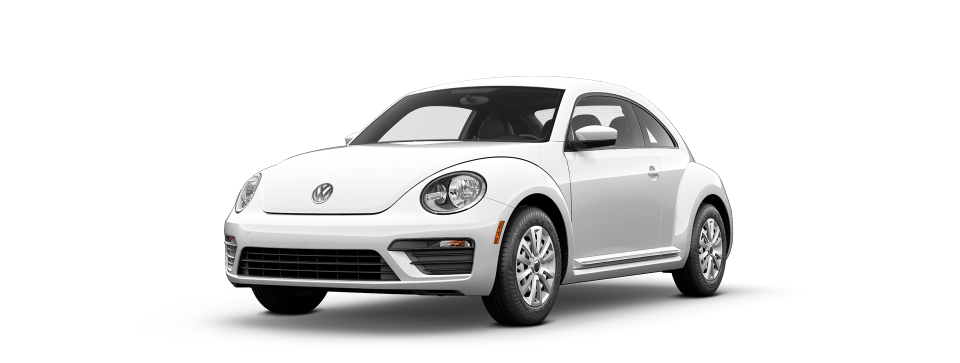 The stylish 2018 Volkswagen Beetle