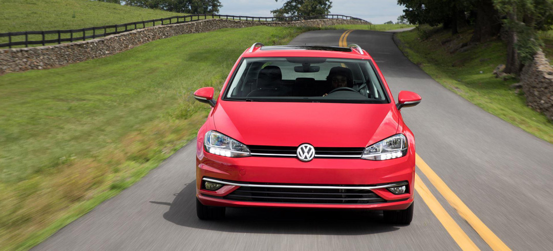 Certified Pre Owned Golf Sportwagon