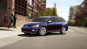 2018 Golf Alltrack Cross Differential System
