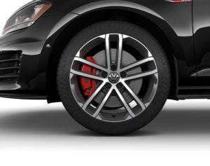 Golf GTI Calipers