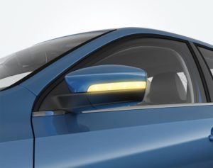 Jetta Side Mirror Signals