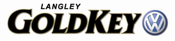 Langley Gold Key logo
