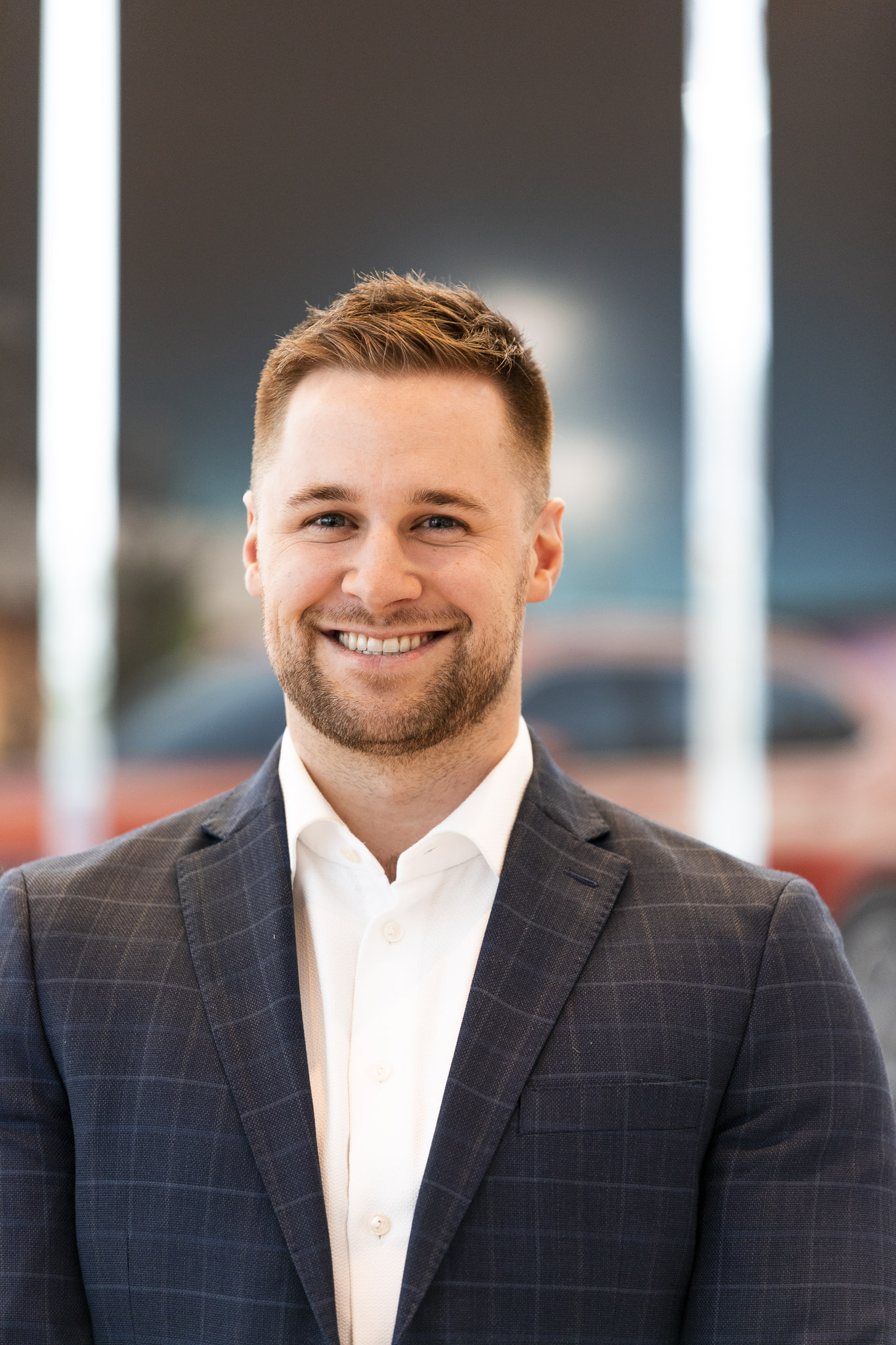 Zach Bourgeois - General Manager