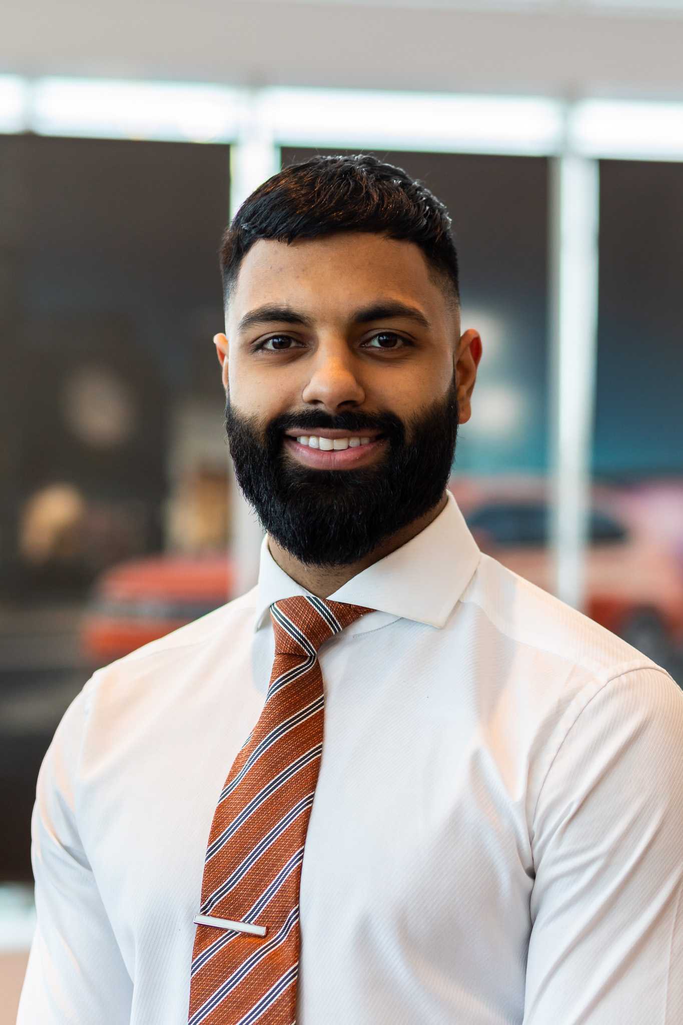 Jashan Sidhu - Finance Manager